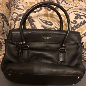 Gorgeous black leather Kate Spade purse